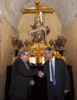 Acuerdo entre Repsol y la Agrup de Asociaciones de Semana Santa de Tarragona