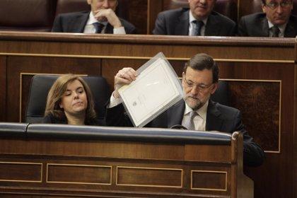 Economía/Fiscal.- Rajoy promete una reforma fiscal que favorecerá el empleo, la reducción del fraude y una mayor equidad