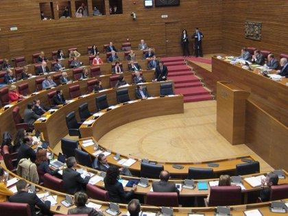 El grupo popular mantiene a cinco diputados imputados en las Corts Valencianes