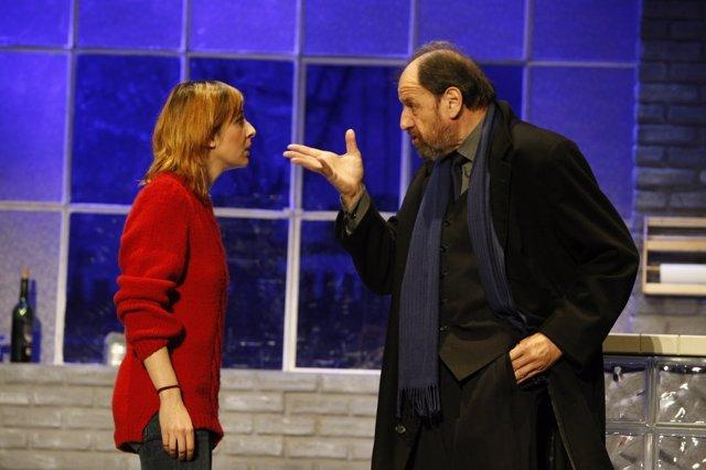 'A Cielo Abierto' Con José María Pou Y Nathalie Poza.