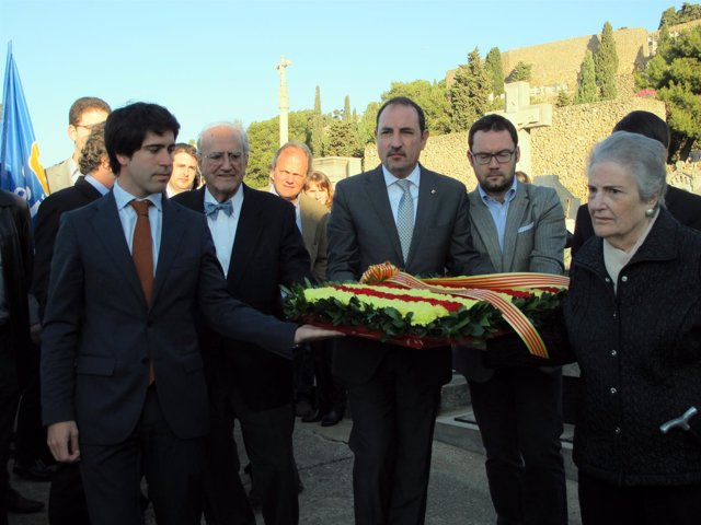 Ramon Espadaler, en el homenaje a Carrasco i Formiguera