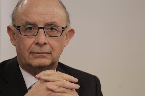 Cristóbal Montoro, consejo de ministros
