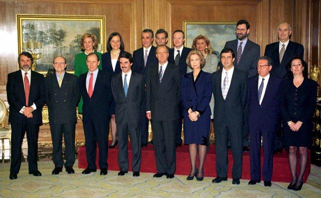 Primer Gobierno de Aznar