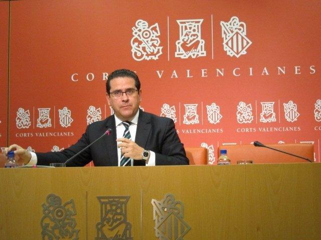Jorge Bellver en imagen de archivo