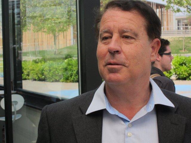 El consejero municipal de Cultura, Educación y Medio Ambiente, Jerónimo Blasco