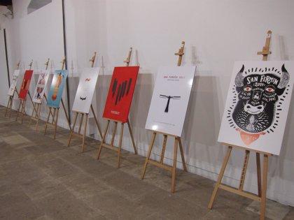 Elegidos los finalistas del concurso de carteles de San Fermín