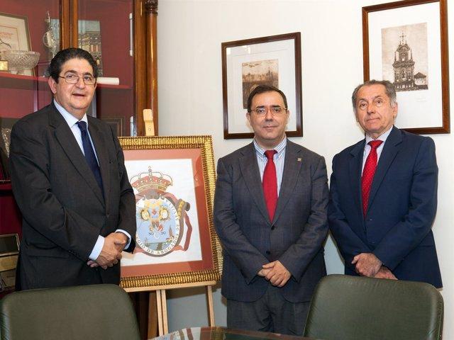 Congreso de abogados norteamericanos en Sevilla