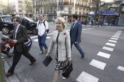 """Aguirre cree que la """"dictadura de la corrección política"""" hace que el discurso de los políticos sea tan """"previsible"""""""