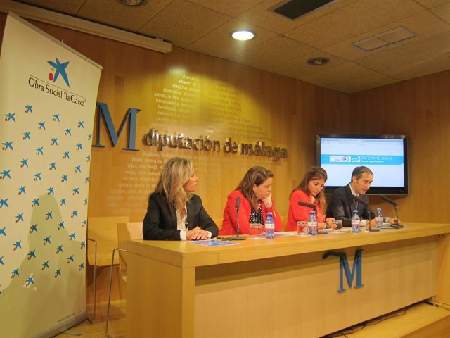 Alba, González, Mata y Ramírez, en rueda de prensa