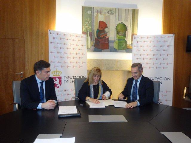 La Diputación De León Apoya Con 13.000 Euros Un Programa De Tratamiento Psicológ