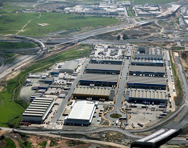 Instalaciones de FedEx en el Área Logística de Málaga