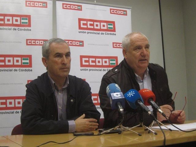 Rafael Rodríguez y Francisco Carbonero