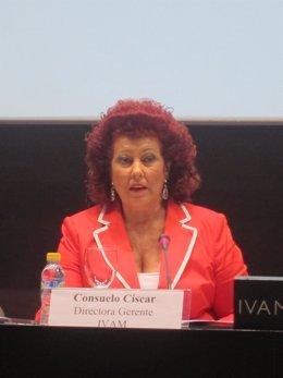 Directora Gerente Del IVAM, Consuelo Císcar