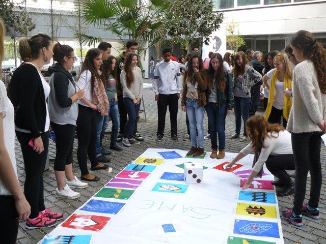 Actos de la Semana de Acción Mundial por la Educación