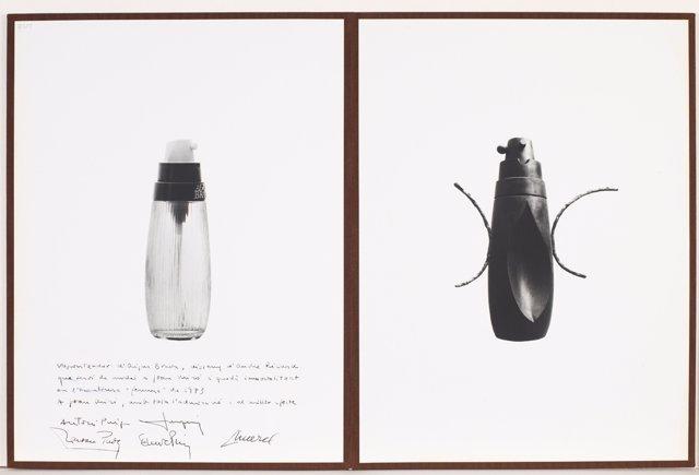 Escultura 'Femme' de Joan Miró cedida temporalmente a la empresa Puig