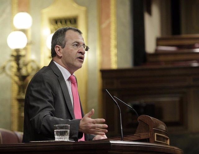 Alvaro Anchuelo, portavoz económico de UPyD