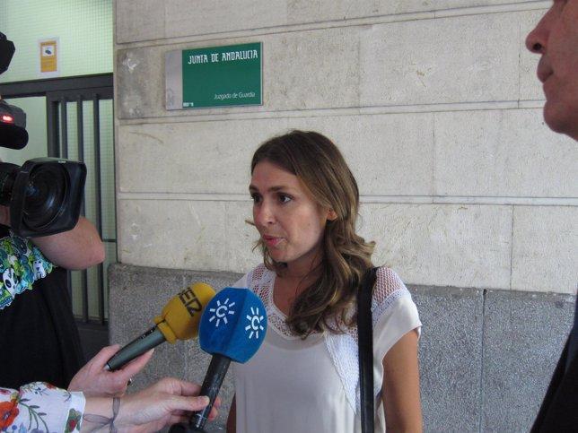 La expresidenta de Invercaria Laura Gómiz
