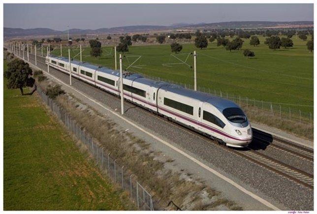 Renfe, tren AVE