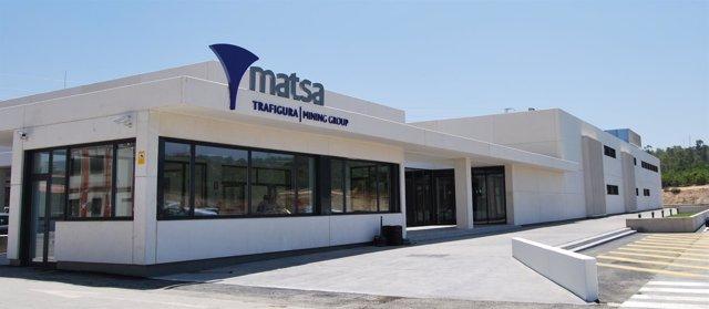 Nuevo edificio de Matsa.