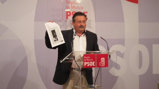 Manuel Soler, diputado regional socialista