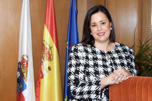 Marta Fernández Teijeiro, presidenta del Colegio de Enfermería
