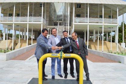 Huelva.- Sostenible.- Gas Natural invierte 2,7 millones para llevar el suministro a Punta Umbría