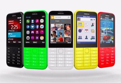 El nuevo Nokia 225 costará 39 euros