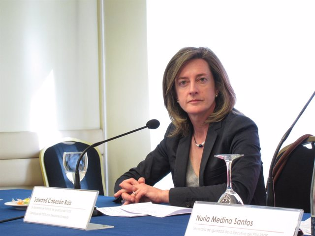 Soledad Cabezón (PSOE).