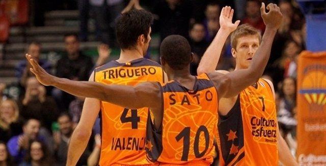 El Valencia Basket arrolla al Alba de Berlín