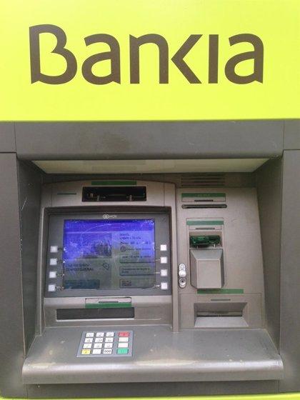 Economía/Finanzas.- (Ampl.2) Bankia inicia la venta del 4,94% que posee en Iberdrola