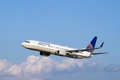 United Continental transportó casi 32 millones de pasajeros hasta marzo, un 1,4% menos