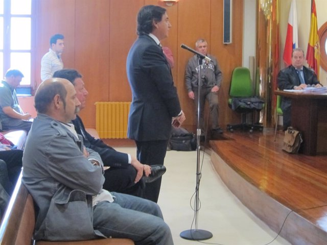 Juicio contra el alcalde de Polanco