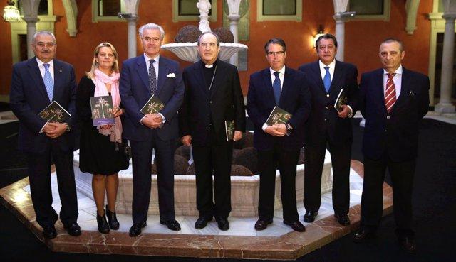 Fundación Cajasol presenta la edición del Pregón de la Semana Santa 2014