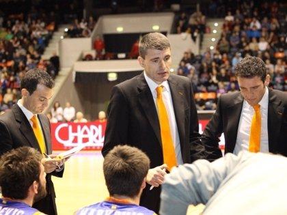 """Perasovic: """"Estoy muy orgulloso de la trayectoria de este equipo"""""""