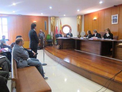 """El alcalde de Polanco encuadra en la """"lucha política"""" el proceso judicial por el pabellón de Requejada"""