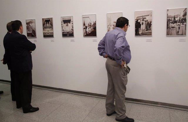 Inauguración de la muestra 'Miradas de Turina a las cofradías de Sevilla'