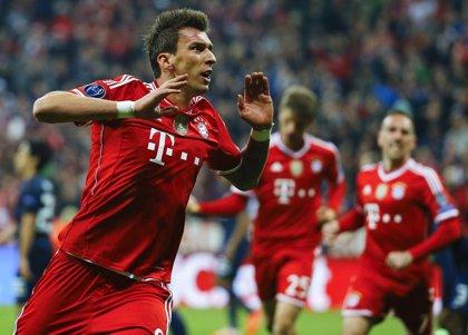 Crónica del Bayern Múnich - Manchester United, 3-1