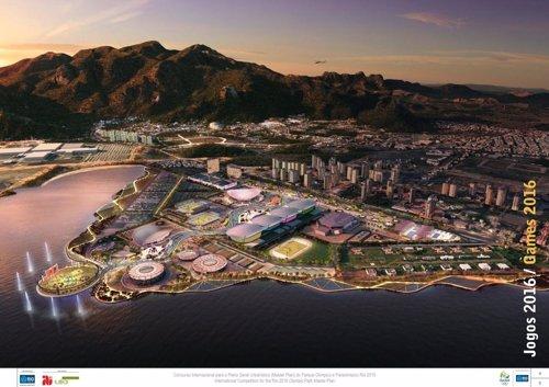 Proyecto De Recinto Olímpico De Río 2016