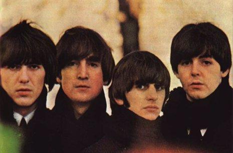Portada Del Disco Beatles For Sale De Los Beatles