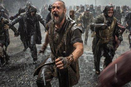 El Diluvio se hace realidad: Cancelan el estreno de Noé en un cine de Inglaterra por una inundación
