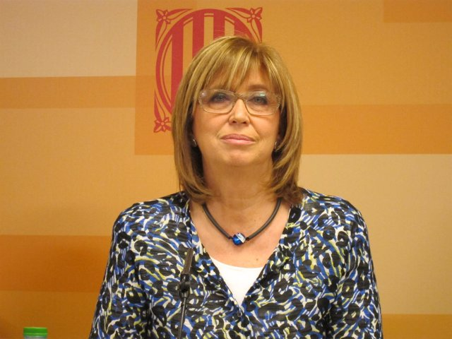 La consellera Irene Rigau (Archivo)