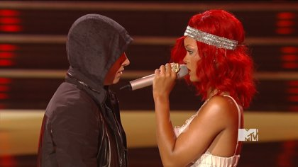 Eminem y Rihanna actuarán juntos en los MTV Movie Awards 2014