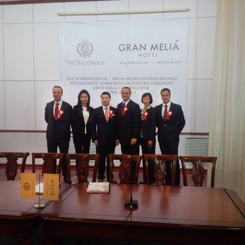 Meliá abrirá hotel de lujo en Mongolia