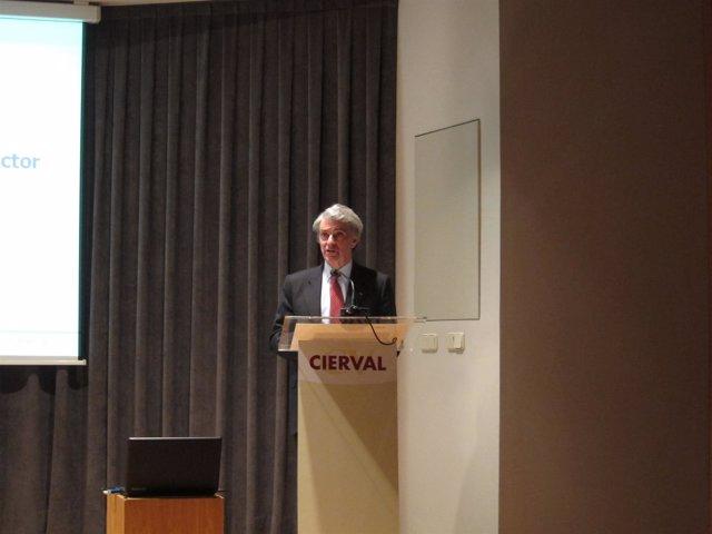 Conferencia de Eduardo Montes sobre costes energéticos