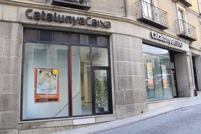 Catalunya Caixa, surcusales bancarias