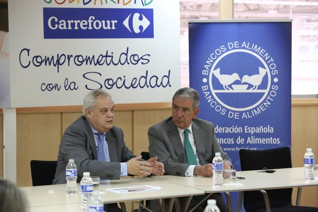 Secretario general de Carrefour y presidente de FESBAL