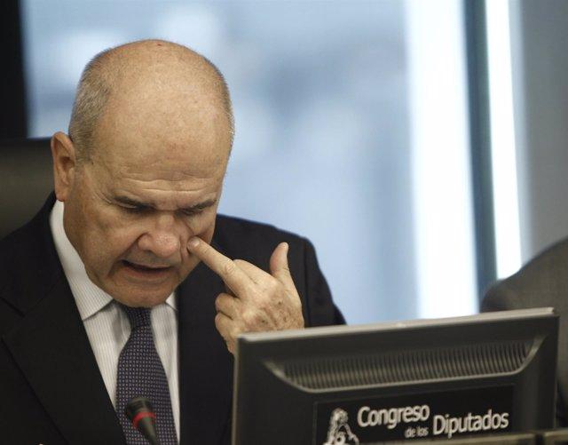 Manuel Chaves, diputado del PSOE