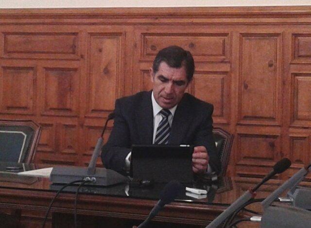 Presidente del TSJA, Lorenzo del Río
