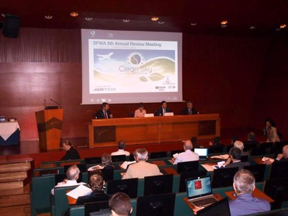 Bilbao acoge la Asamblea anual del Demostrador Integrado de Ala Inteligente de Clean Sky