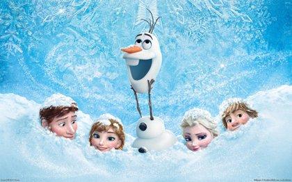 'Frozen' lidera la lista Billboard de álbumes por cuarta semana
